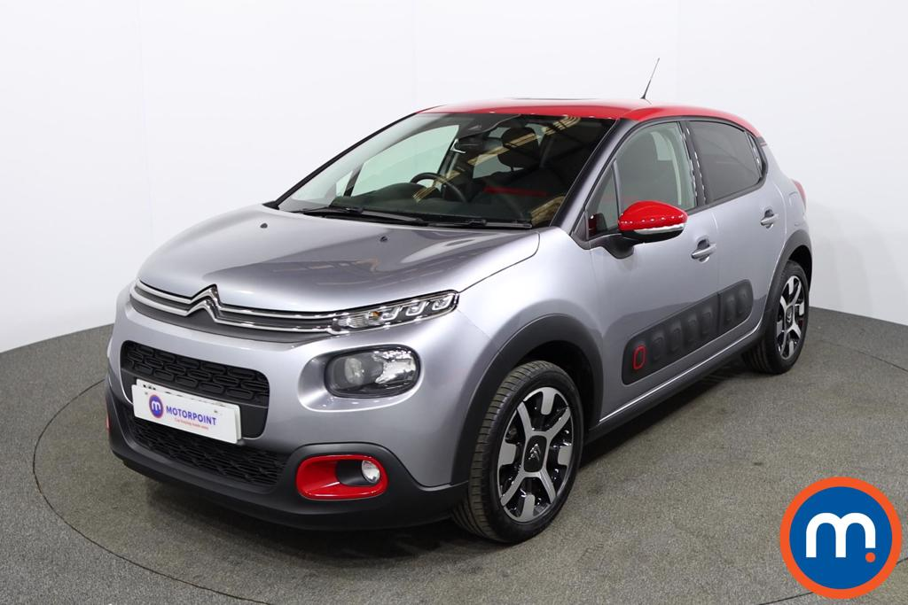 Citroen C3 1.2 PureTech 82 Flair Nav Edition 5dr - Stock Number 1157889 Passenger side front corner