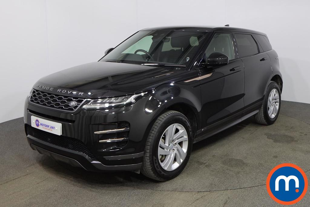Land Rover Range Rover Evoque 2.0 D180 R-Dynamic S 5dr Auto - Stock Number 1161928 Passenger side front corner