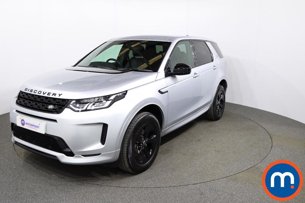 Land Rover Discovery Sport 2.0 D180 R-Dynamic S 5dr Auto - Stock Number 1161933 Passenger side front corner