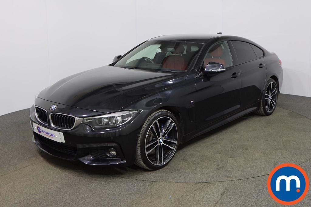 BMW 4 Series 420d [190] M Sport 5dr Auto [Professional Media] - Stock Number 1162656 Passenger side front corner