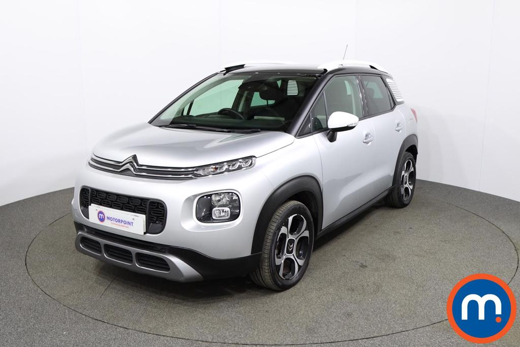 Citroen C3 Aircross 1.6 BlueHDi Flair 5dr - Stock Number 1162820 Passenger side front corner