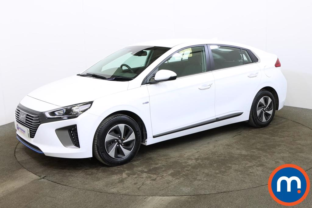 Hyundai Ioniq 1.6 GDi Hybrid Premium 5dr DCT - Stock Number 1163568 Passenger side front corner