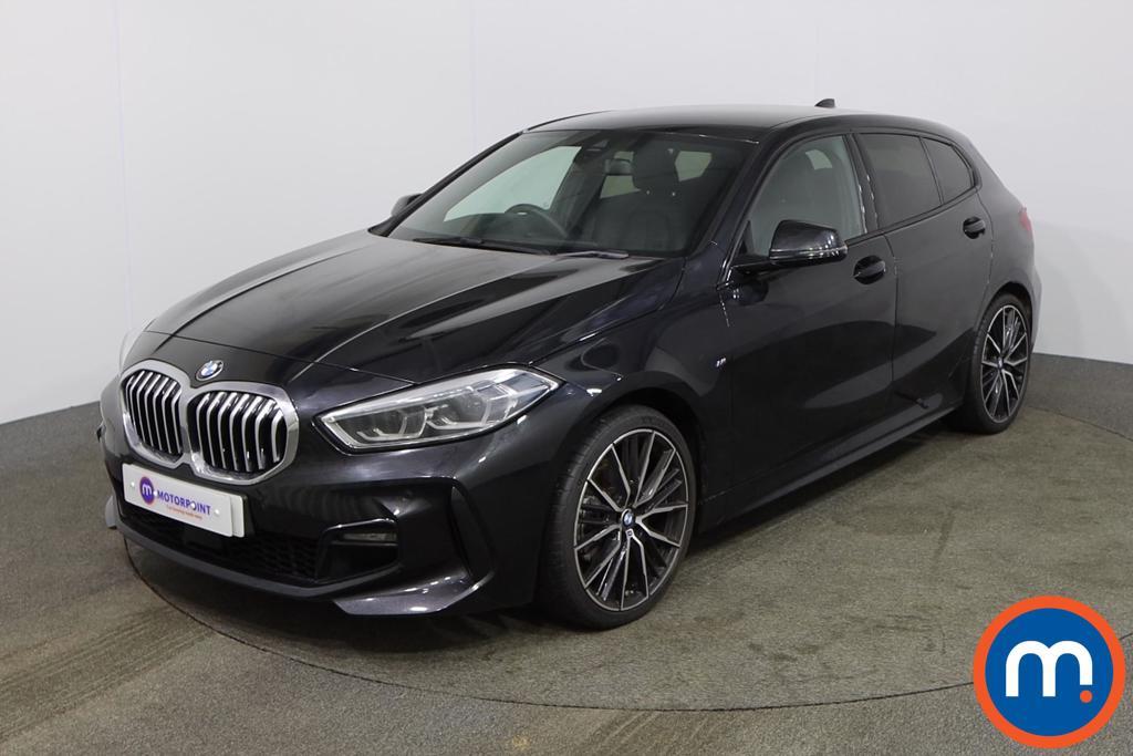BMW 1 Series 118d M Sport 5dr - Stock Number 1154396 Passenger side front corner