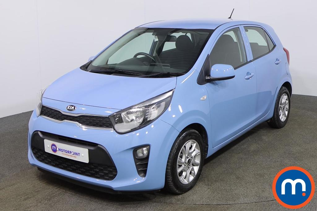 KIA Picanto 1.25 2 5dr Auto - Stock Number 1156505 Passenger side front corner