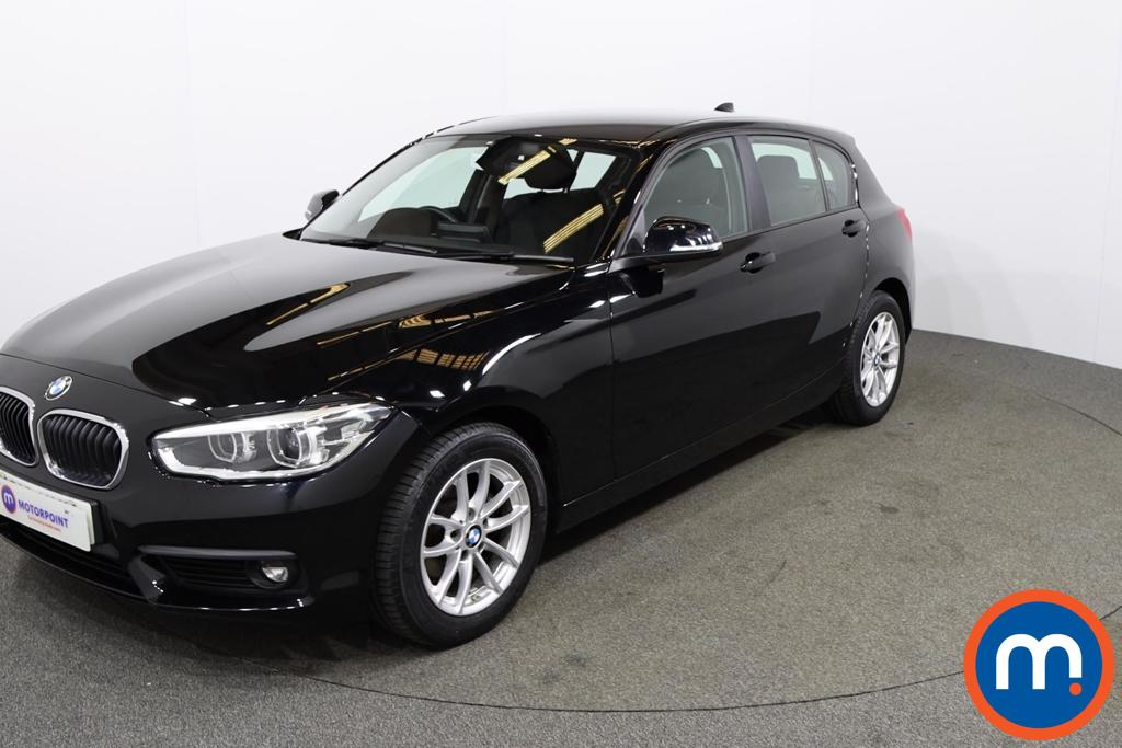 BMW 1 Series 116d SE Business 5dr [Nav-Servotronic] - Stock Number 1161900 Passenger side front corner