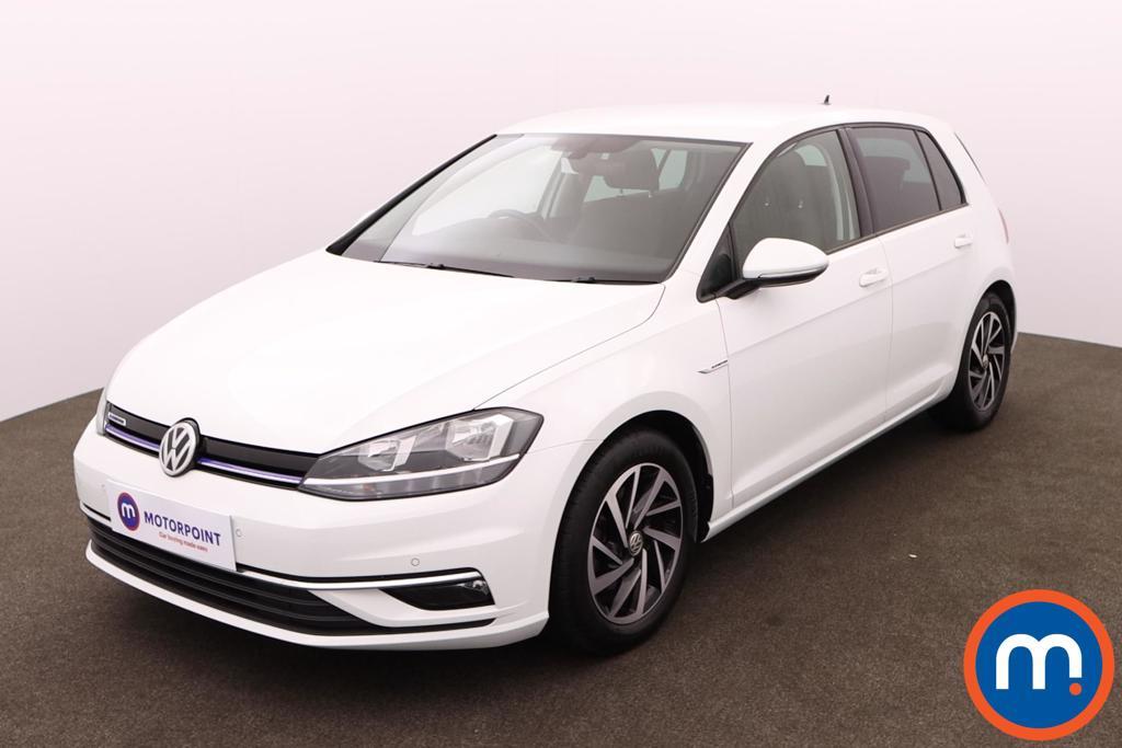 Volkswagen Golf 1.5 TSI EVO Match 5dr - Stock Number 1162410 Passenger side front corner