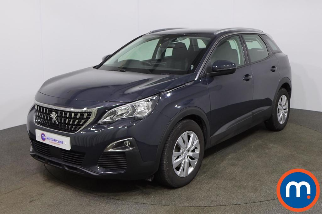 Peugeot 3008 1.2 PureTech Active 5dr EAT8 - Stock Number 1162461 Passenger side front corner