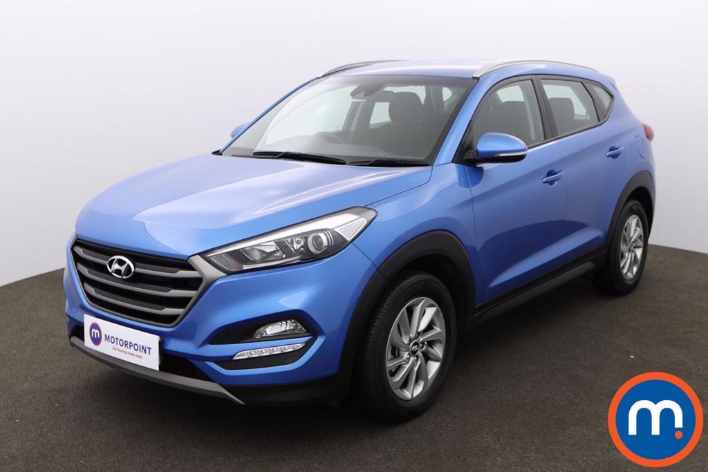 Hyundai Tucson 1.7 CRDi Blue Drive SE 5dr 2WD DCT - Stock Number 1162492 Passenger side front corner