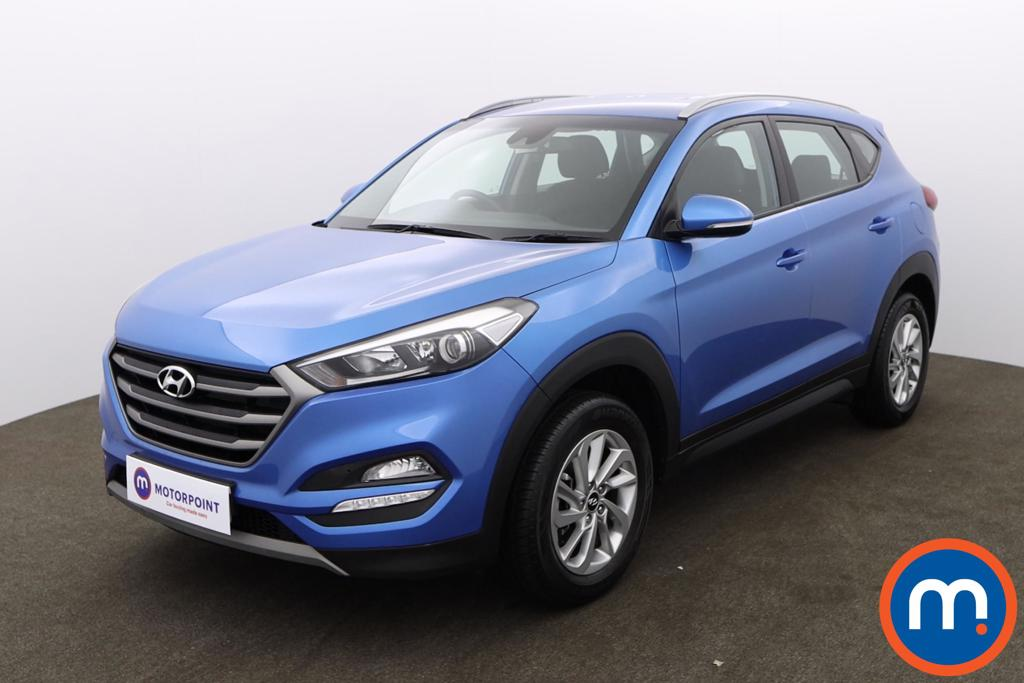 Hyundai Tucson 1.6 GDi Blue Drive SE 5dr 2WD - Stock Number 1162540 Passenger side front corner