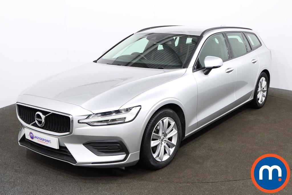 Volvo V60 2.0 D4 [190] Momentum 5dr Auto - Stock Number 1162875 Passenger side front corner