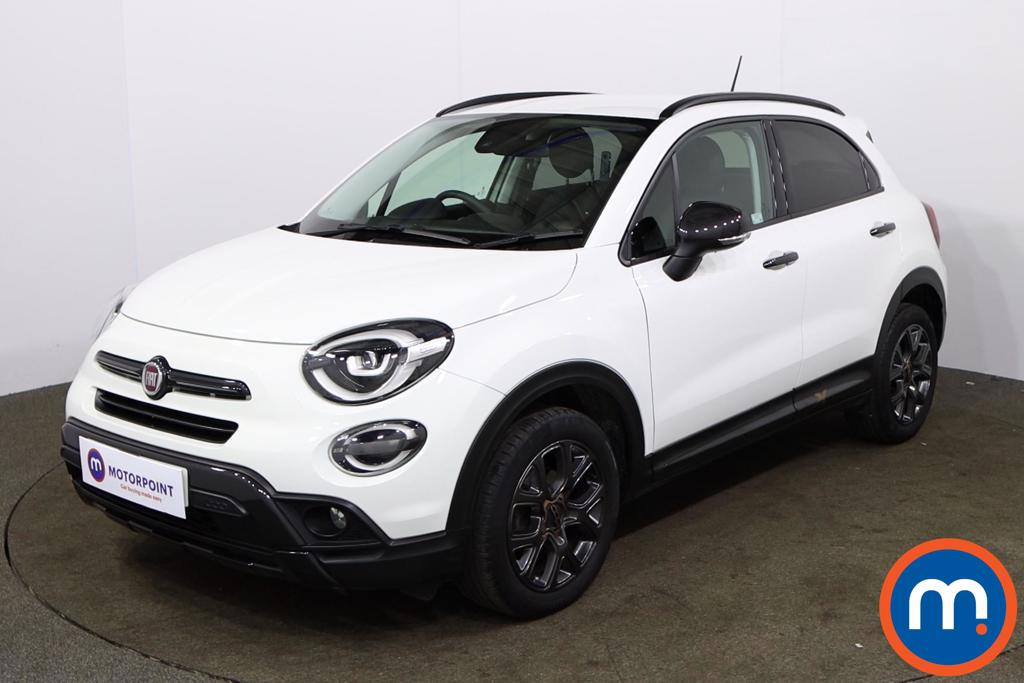 Fiat 500X 1.0 S Design 5dr - Stock Number 1162929 Passenger side front corner