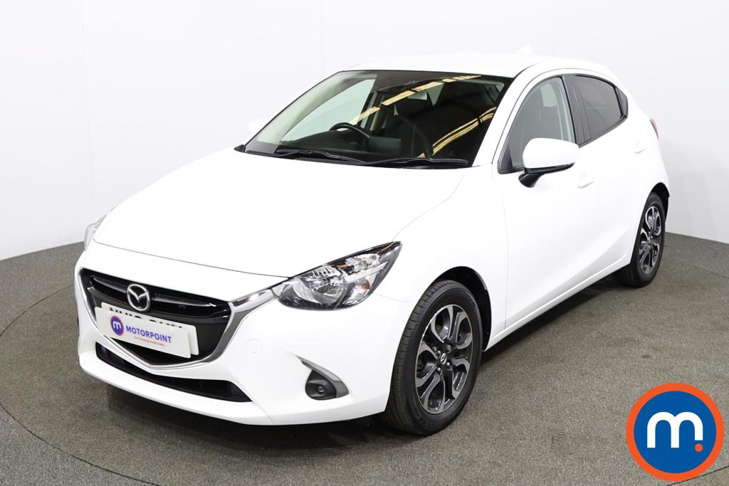 Mazda 2 1.5 Sport Nav-Plus 5dr Auto - Stock Number 1160997 Passenger side front corner