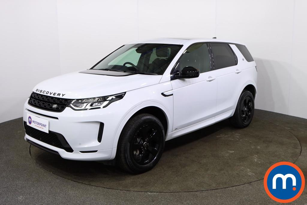 Land Rover Discovery Sport 2.0 D180 R-Dynamic S 5dr Auto - Stock Number 1161969 Passenger side front corner
