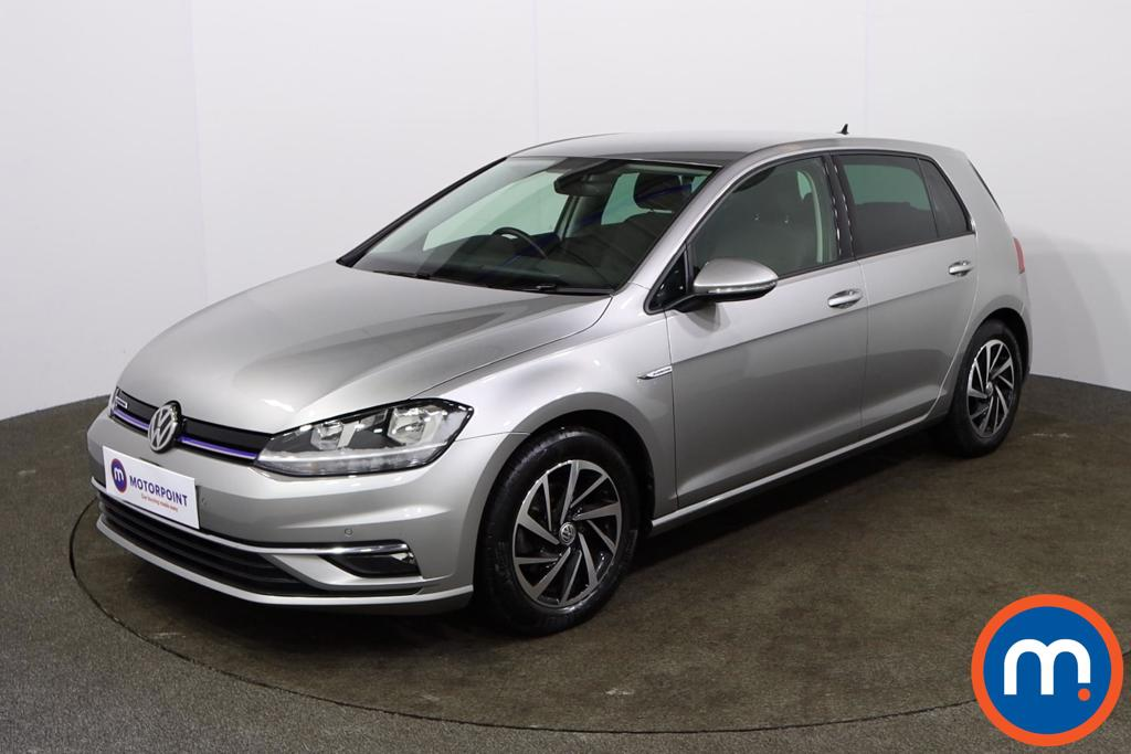 Volkswagen Golf 1.5 TSI EVO Match 5dr - Stock Number 1162405 Passenger side front corner