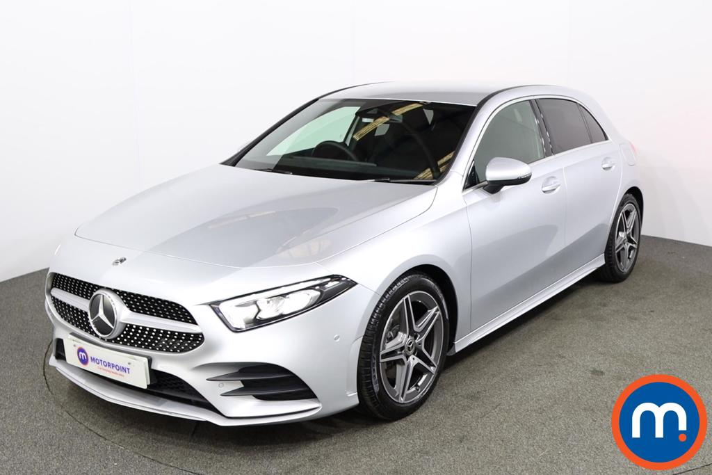 Mercedes-Benz A Class A200 AMG Line Executive 5dr Auto - Stock Number 1162692 Passenger side front corner
