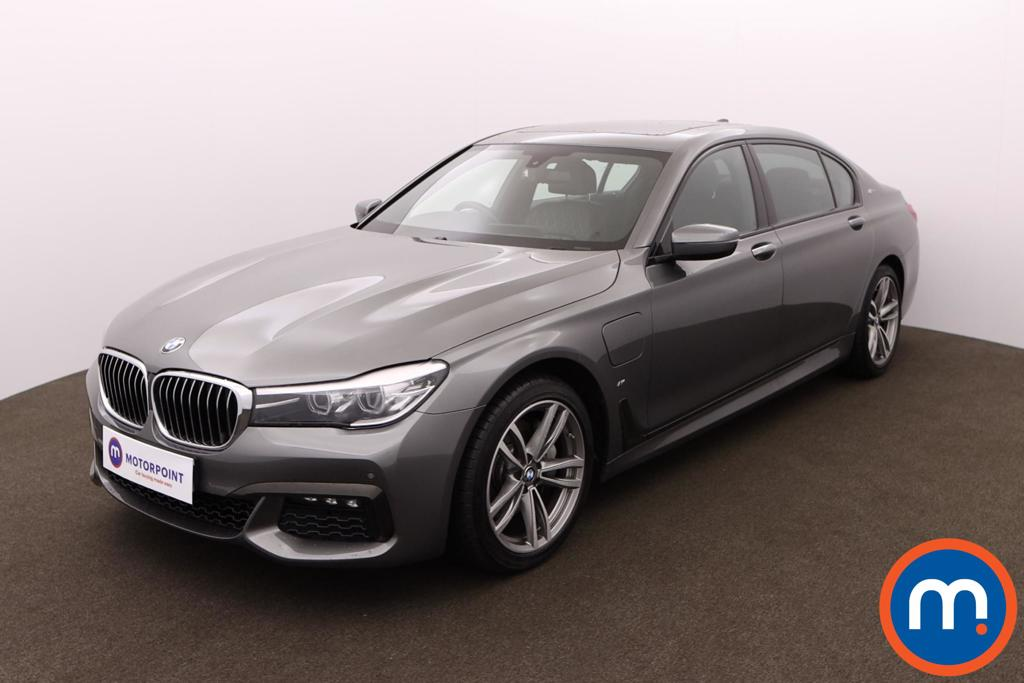 BMW 7 Series 740Le xDrive M Sport 4dr Auto - Stock Number 1161838 Passenger side front corner