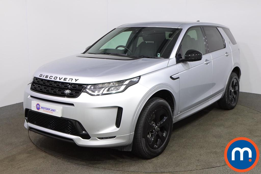 Land Rover Discovery Sport 2.0 D180 R-Dynamic S 5dr Auto - Stock Number 1161934 Passenger side front corner
