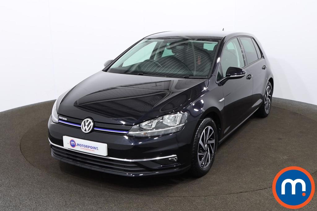 Volkswagen Golf 1.5 TSI EVO Match 5dr - Stock Number 1162391 Passenger side front corner