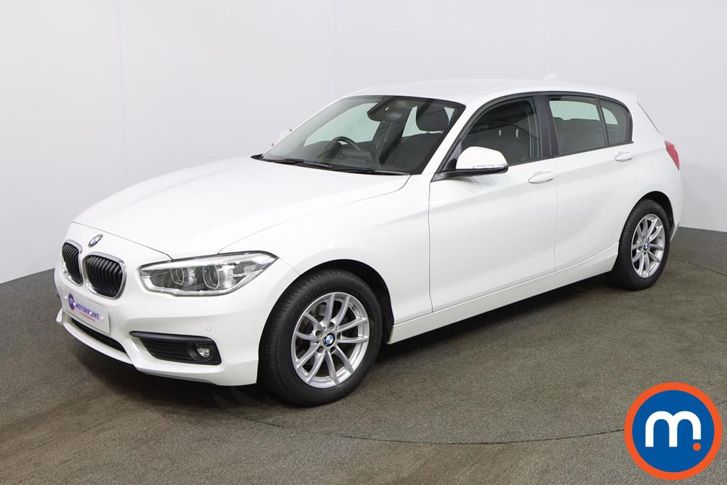 BMW 1 Series 116d SE Business 5dr [Nav-Servotronic] Step Auto - Stock Number 1162462 Passenger side front corner