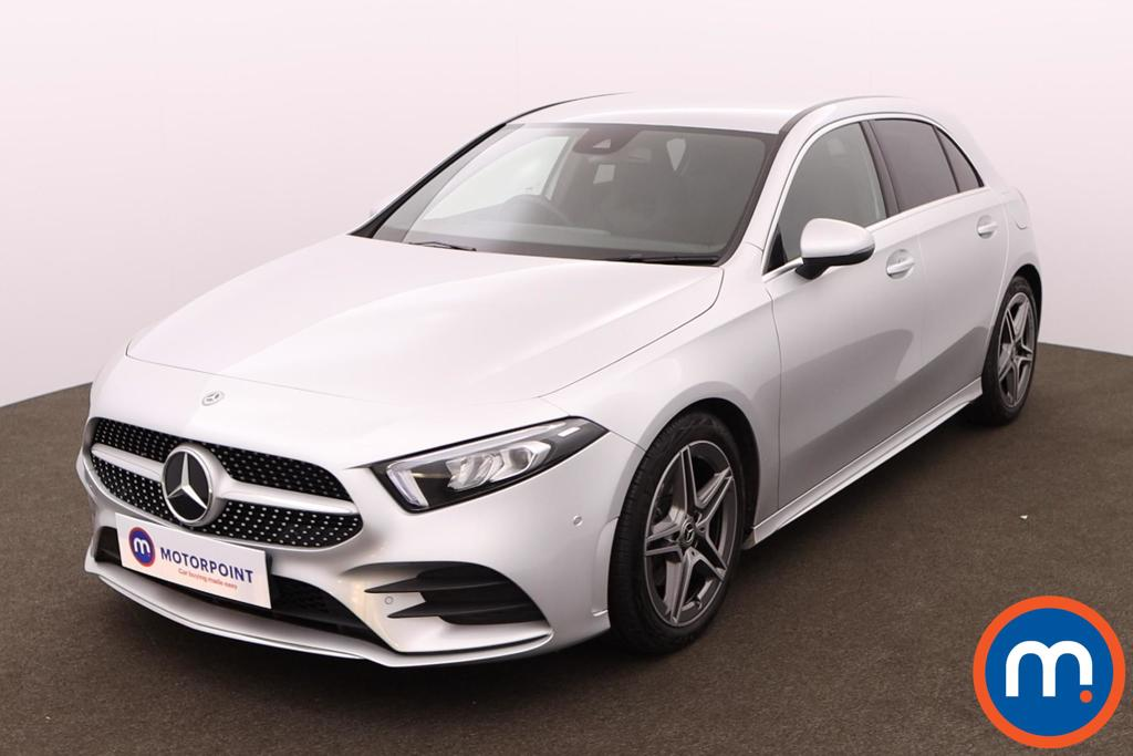 Mercedes-Benz A Class A180 AMG Line Executive 5dr - Stock Number 1162682 Passenger side front corner