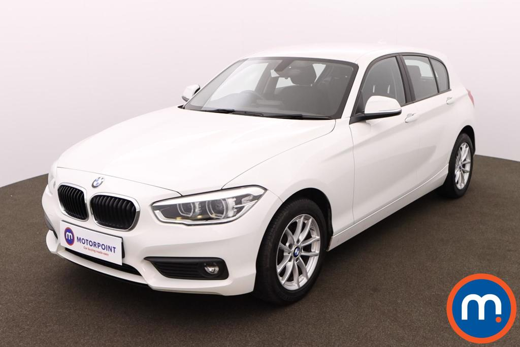 BMW 1 Series 116d SE Business 5dr [Nav-Servotronic] - Stock Number 1163391 Passenger side front corner