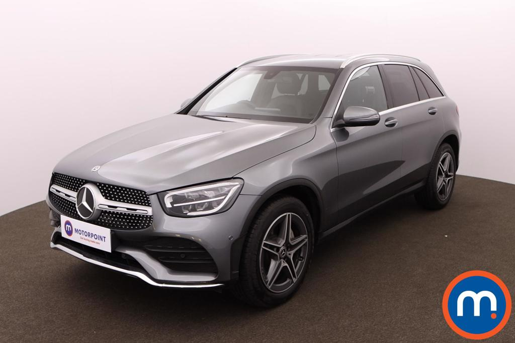 Mercedes-Benz GLC GLC 300 4Matic AMG Line 5dr 9G-Tronic - Stock Number 1163400 Passenger side front corner