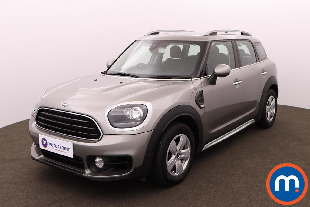Mini Countryman 1.5 Cooper 5dr [Nav-Plus Pack] - Stock Number 1163788 Passenger side front corner