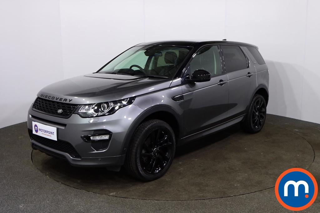 Land Rover Discovery Sport 2.0 TD4 180 HSE Dynamic Lux 5dr Auto - Stock Number 1164534 Passenger side front corner