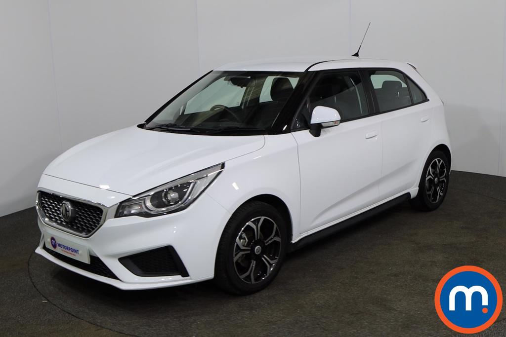 Mg Motor Uk MG3 1.5 VTi-TECH Excite 5dr - Stock Number 1161605 Passenger side front corner