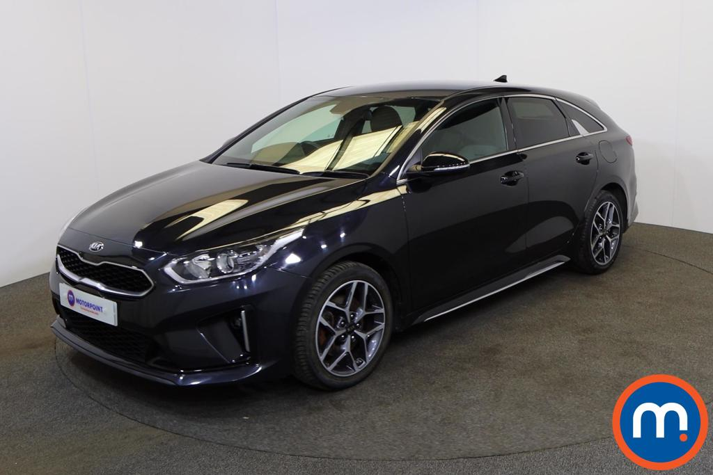 KIA Pro Ceed 1.4T GDi ISG GT-Line 5dr DCT - Stock Number 1161608 Passenger side front corner
