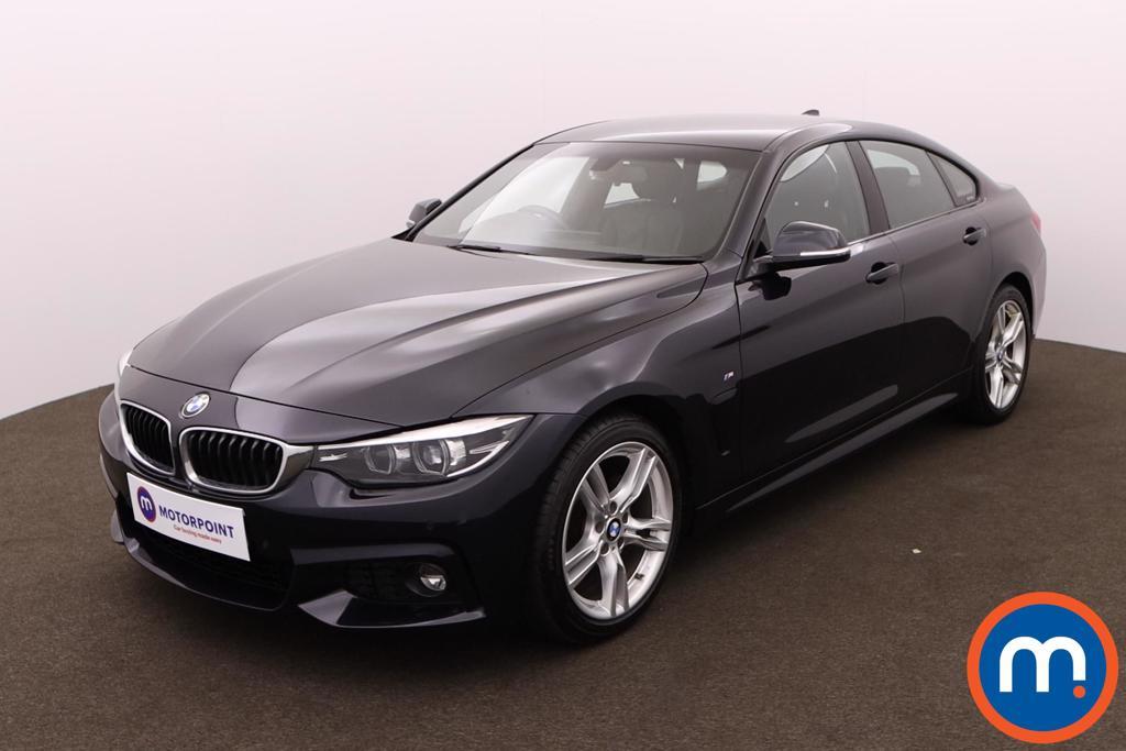 BMW 4 Series 420i M Sport 5dr [Professional Media] - Stock Number 1161837 Passenger side front corner