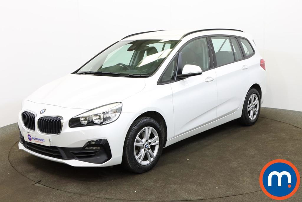 BMW 2 Series 218i SE 5dr - Stock Number 1162589 Passenger side front corner