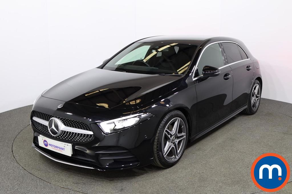 Mercedes-Benz A Class A200 AMG Line Executive 5dr - Stock Number 1162696 Passenger side front corner