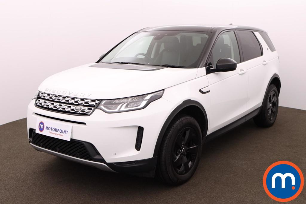 Land Rover Discovery Sport 2.0 D180 S 5dr Auto - Stock Number 1162771 Passenger side front corner