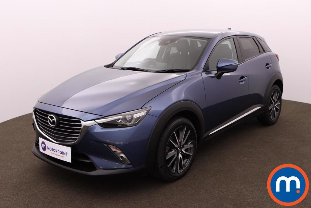 Mazda Cx-3 2.0 Sport Nav 5dr - Stock Number 1163284 Passenger side front corner