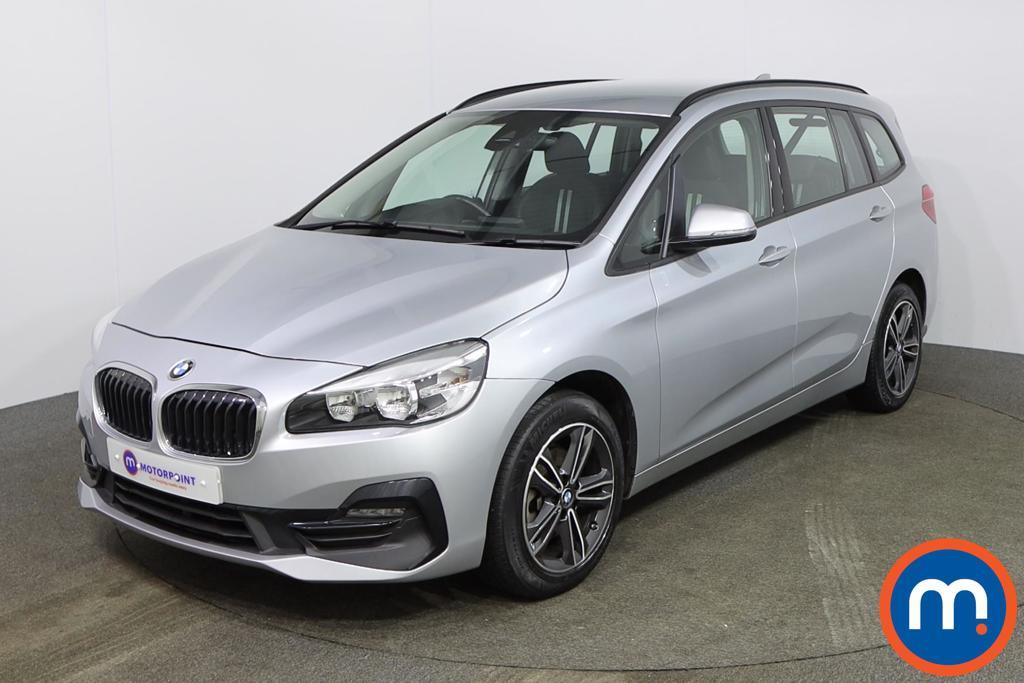 BMW 2 Series 216d Sport 5dr - Stock Number 1163590 Passenger side front corner