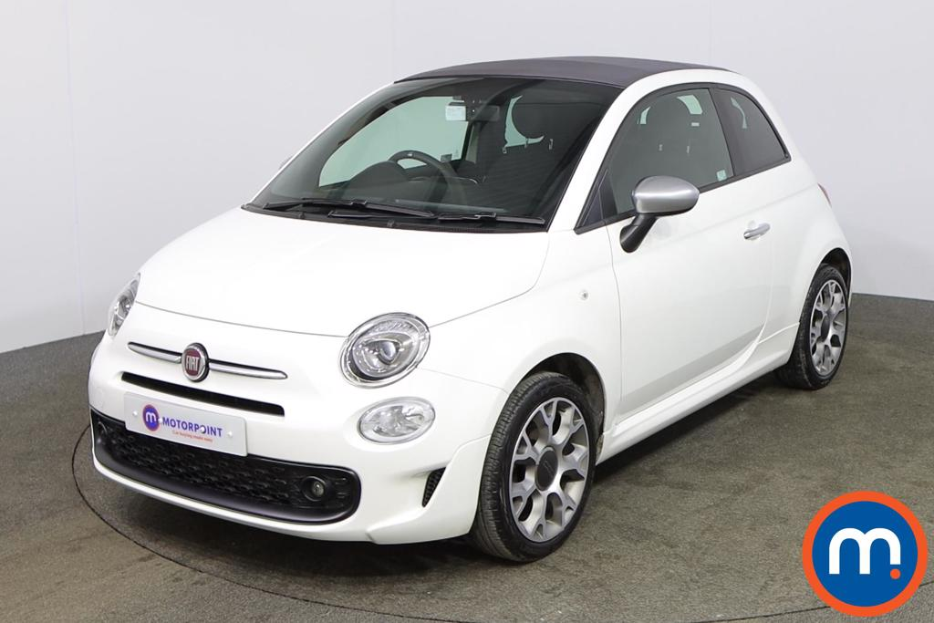 Fiat 500 1.2 Rock Star 2dr - Stock Number 1163672 Passenger side front corner