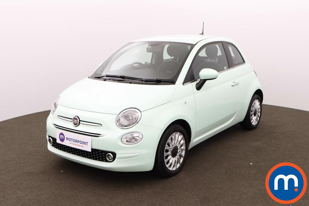 Fiat 500 1.2 Lounge 3dr - Stock Number 1163830 Passenger side front corner