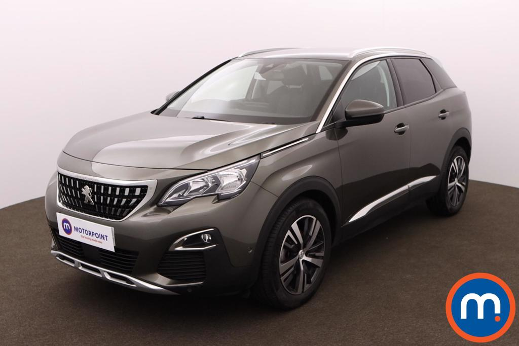 Peugeot 3008 1.2 PureTech Allure 5dr EAT8 - Stock Number 1164375 Passenger side front corner