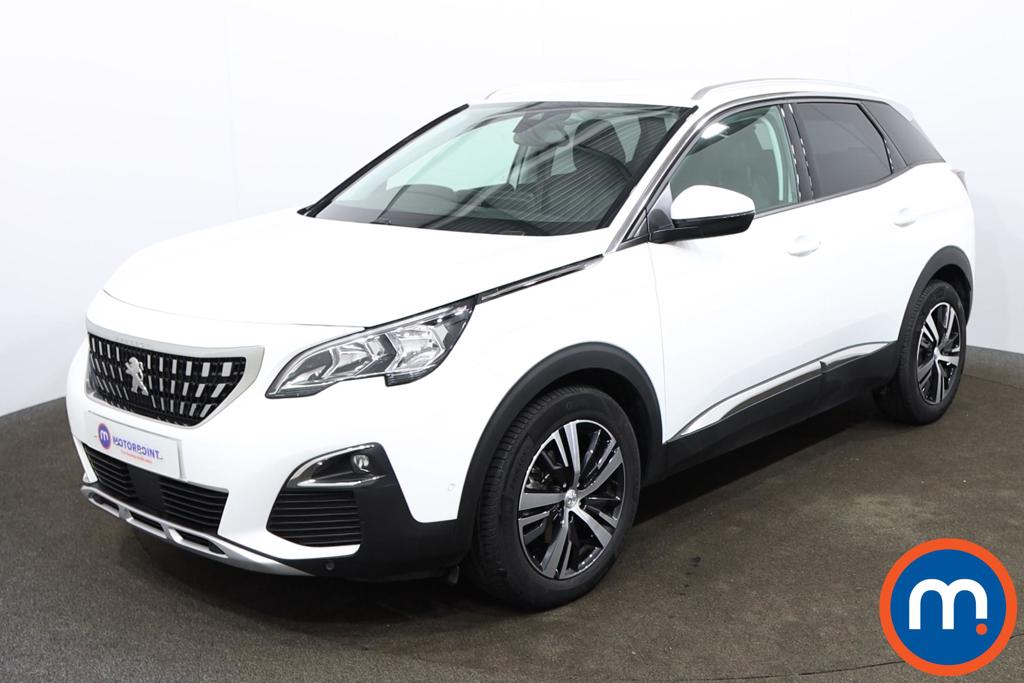 Peugeot 3008 1.2 PureTech Allure 5dr EAT8 - Stock Number 1164377 Passenger side front corner
