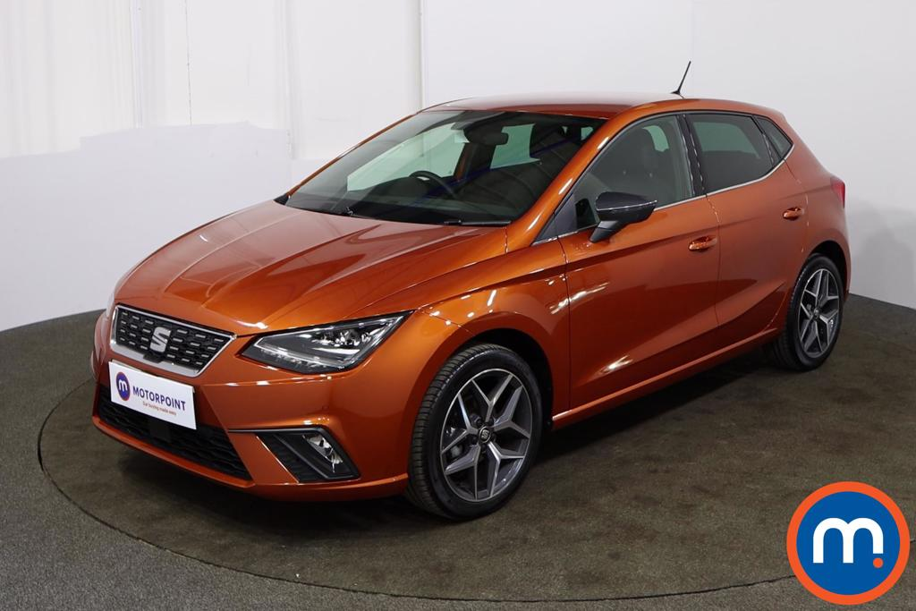 Seat Ibiza 1.0 TSI 95 Xcellence Lux [EZ] 5dr - Stock Number 1165005 Passenger side front corner