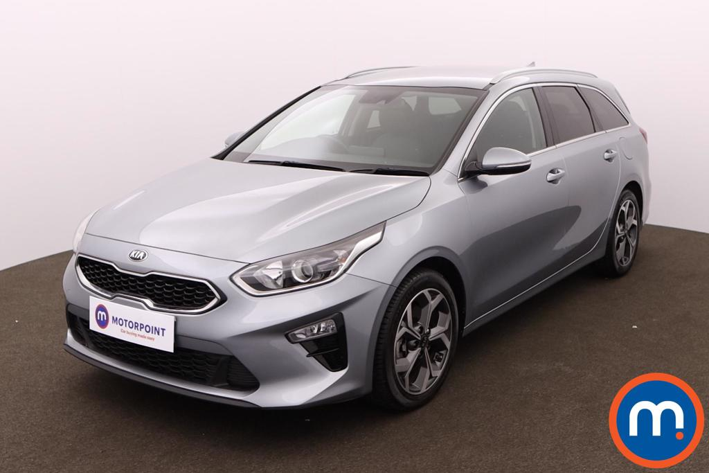 KIA Ceed 1.6 CRDi ISG 3 5dr DCT - Stock Number 1155437 Passenger side front corner