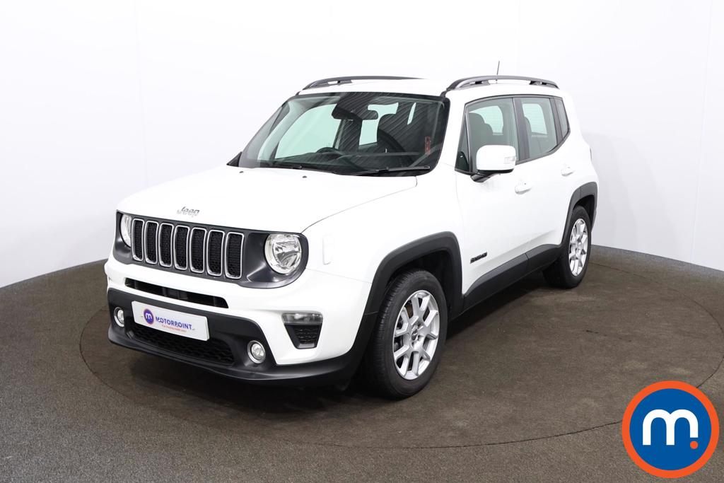 Jeep Renegade 1.0 T3 GSE Longitude 5dr - Stock Number 1161728 Passenger side front corner