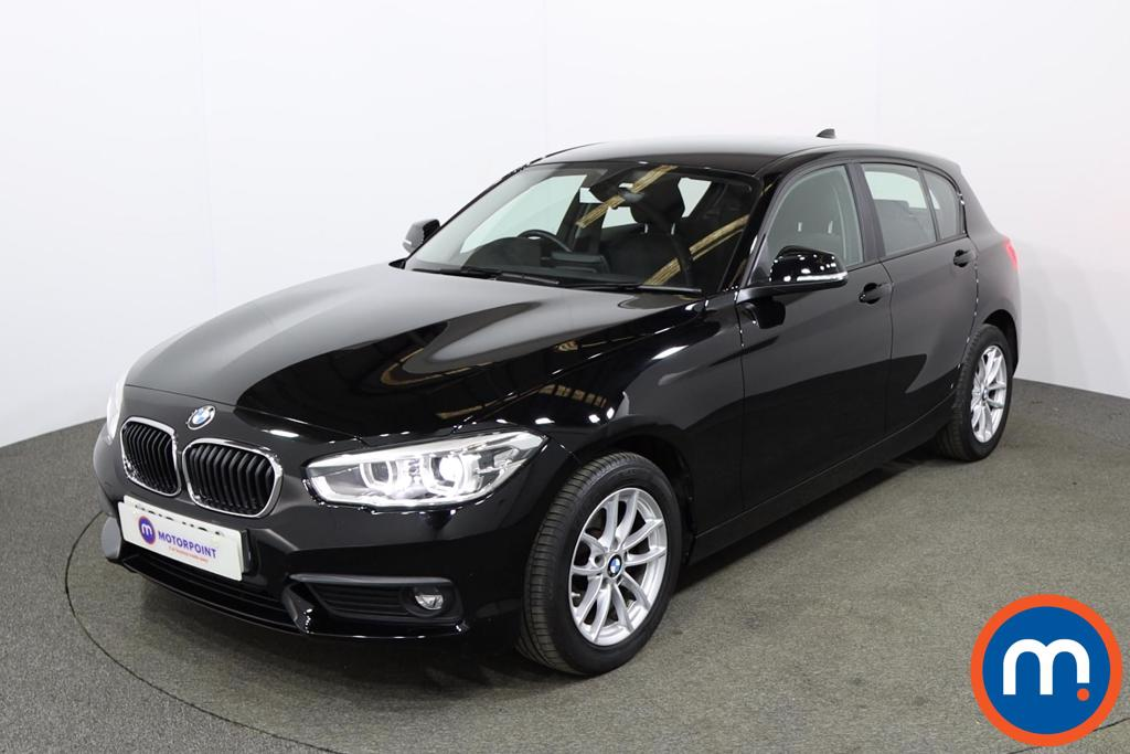 BMW 1 Series 116d SE Business 5dr [Nav-Servotronic] - Stock Number 1161854 Passenger side front corner