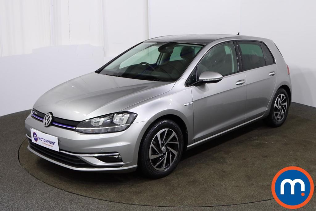 Volkswagen Golf 1.5 TSI EVO Match 5dr - Stock Number 1162394 Passenger side front corner