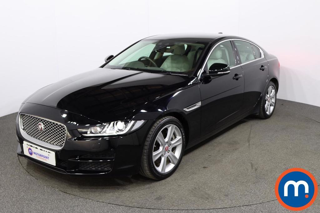 Jaguar XE 2.0 Ingenium Portfolio 4dr Auto - Stock Number 1162765 Passenger side front corner