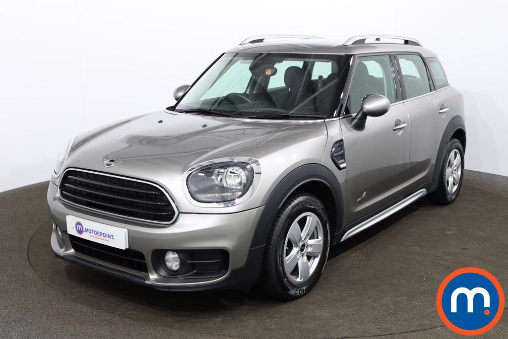 Mini Countryman 2.0 Cooper D Classic ALL4 5dr - Stock Number 1163034 Passenger side front corner