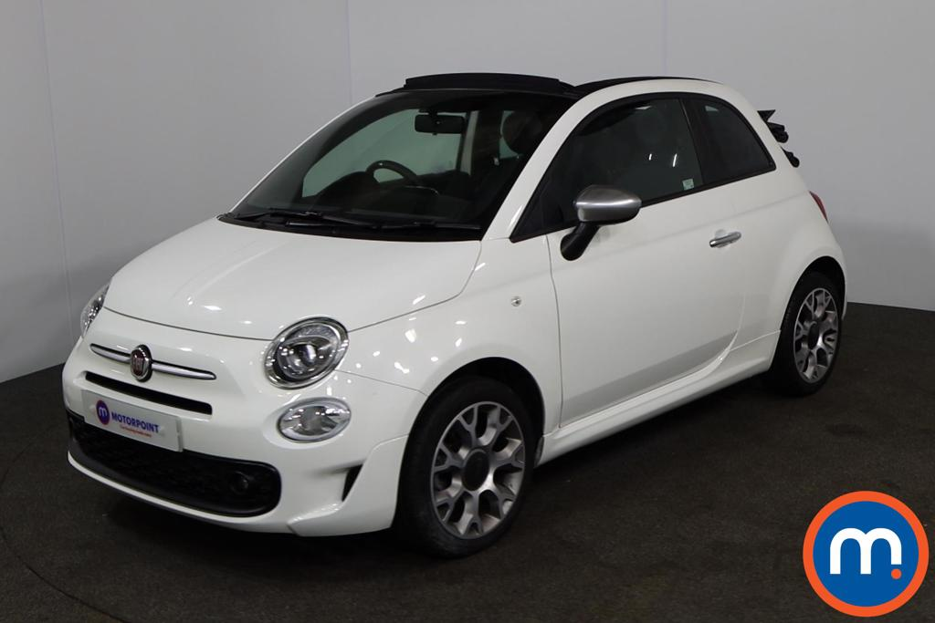 Fiat 500 1.2 Rock Star 2dr - Stock Number 1163674 Passenger side front corner