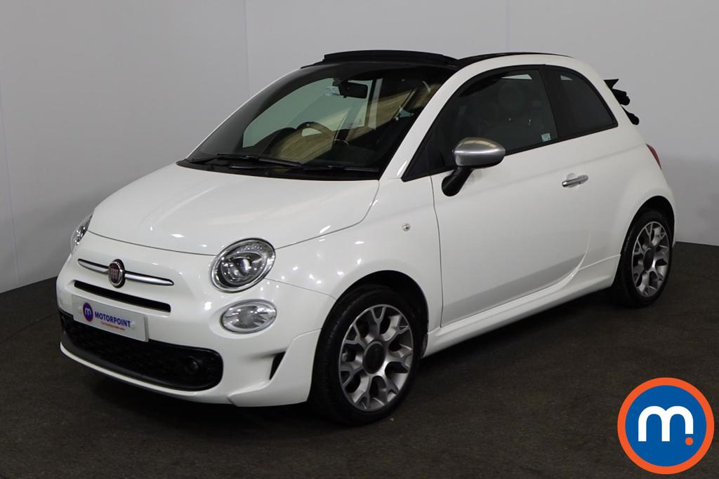 Fiat 500 1.2 Rock Star 2dr - Stock Number 1163676 Passenger side front corner