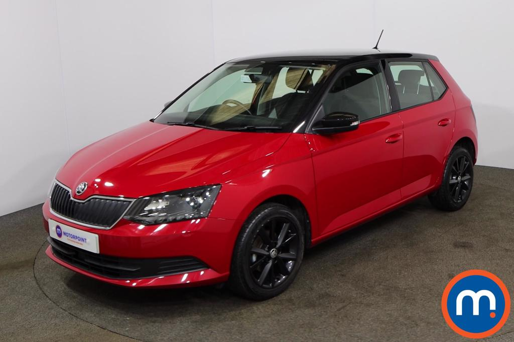 Skoda Fabia 1.0 TSI Colour Edition 5dr - Stock Number 1163877 Passenger side front corner
